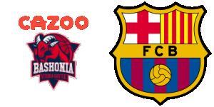 a6072968d Saski Baskonia SAD vs FC Barcelona
